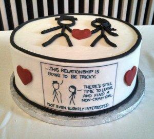 Tricky Cake
